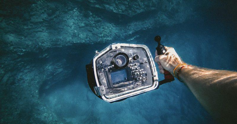 """未来水下相机将占领""""主导地位""""?!"""