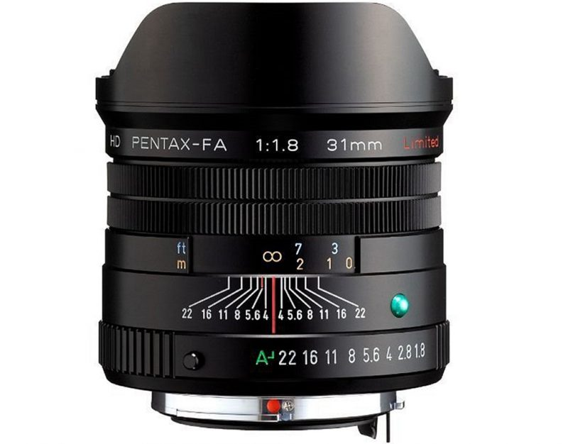 理光即将发布HD PENTAX-FA 31mm F1.8 Limited、HD PENTAX-FA 43mm F1.9 Limited镜头