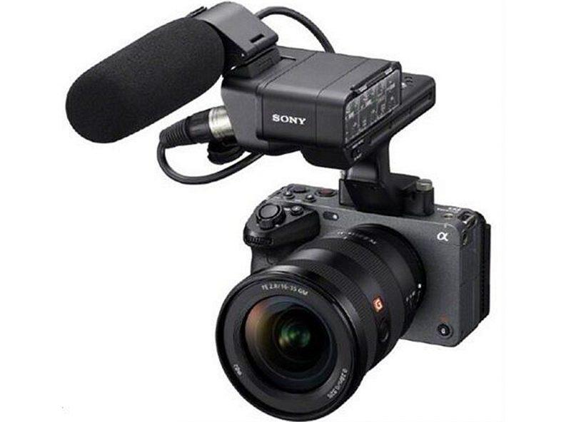 索尼FX3摄像机产品照曝光