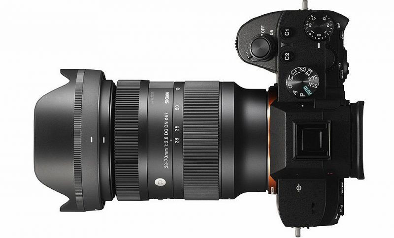 适马28-70mm F2.8 DG DNContemporary镜头规格曝光