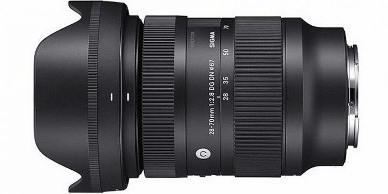 适马正式发布28-70mm F2.8 DG DNContemporary镜头