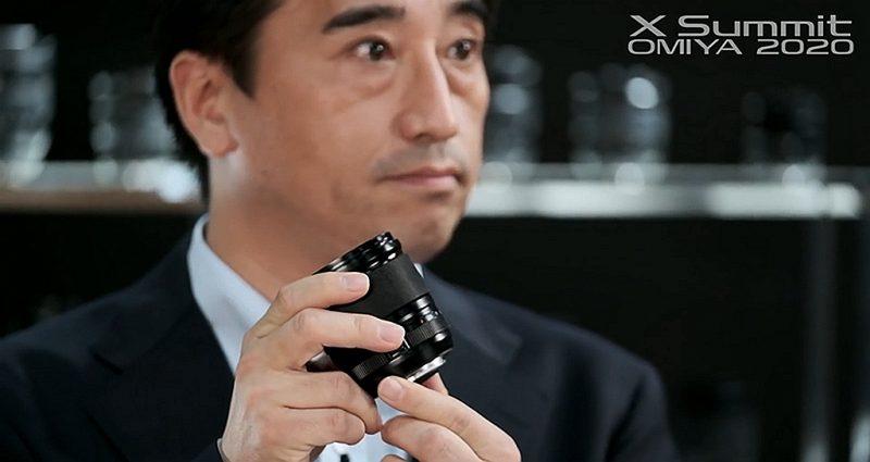 富士即将发布两款X卡口F1.4光圈镜头