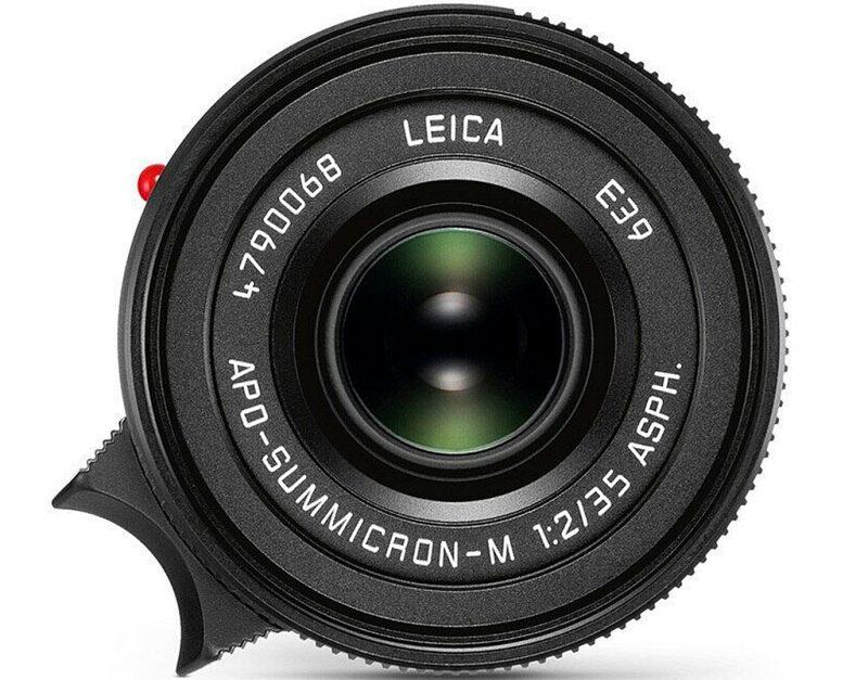 徕卡APO-SUMMICRON-M 35mm F2 ASPH镜头外观照曝光