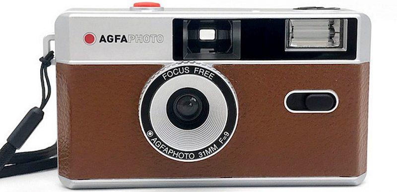 爱克发正式发布全新35mm胶片相机