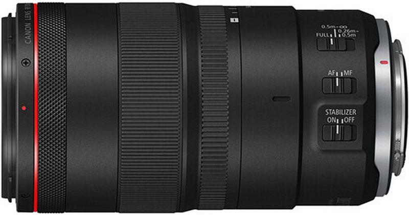 佳能正式发布RF 100mm F2.8 L MACRO IS USM镜头