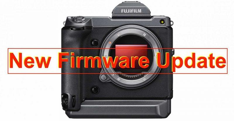 富士发布GFX 100相机3.02版本升级固件