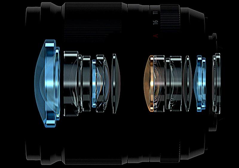 富士XF 18mm F1.4 R LM WR镜头规格曝光