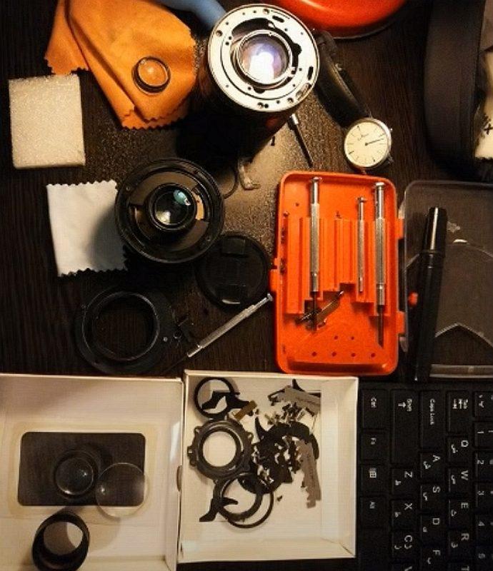 如何通过改制一只老式泽尼特MC Zenitar 50mm F2镜头来创造出神奇的散景?