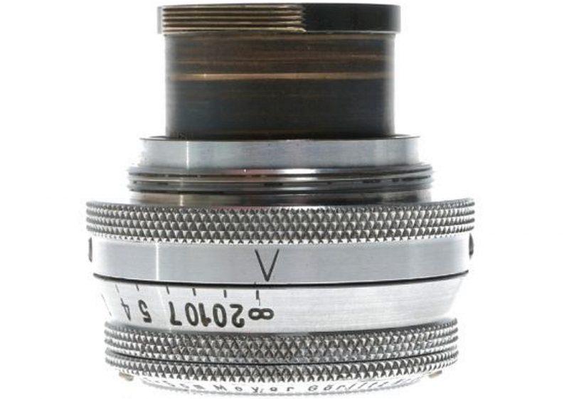 这款罕见的梅耶Primoplan 50mm F1.9 LTM镜头售价高达33万元!