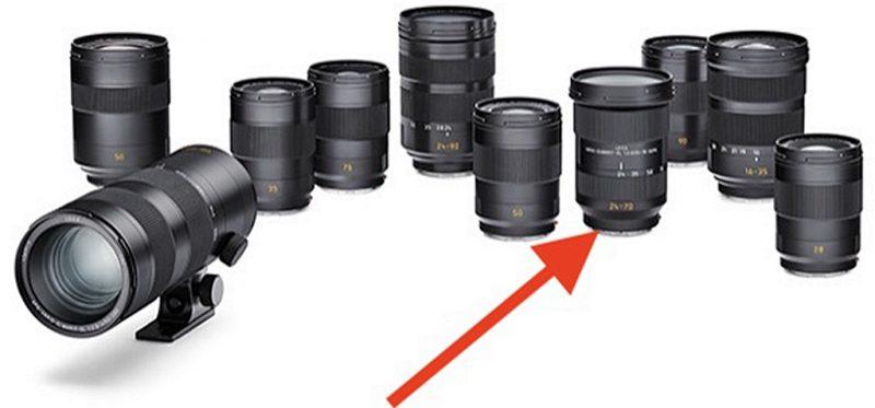 徕卡将于5月发布VARIO-ELMARIT-SL 24-70mm F2.8 ASPH镜头