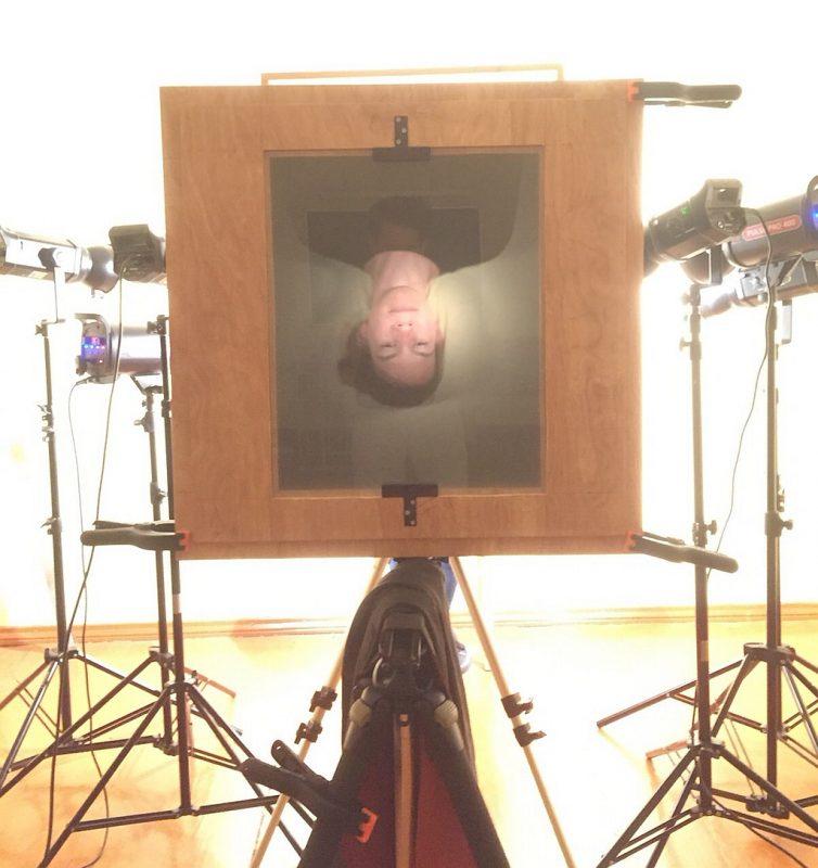 房车还可改制成16x20大画幅相机和暗箱?!