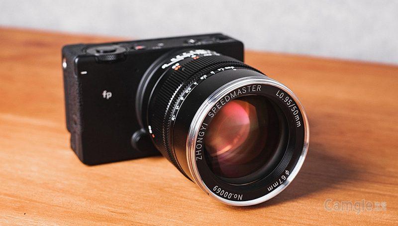 中一光学正式发布适用于徕卡L卡口的Mitakon Speedmaster 50mm F0.95镜头
