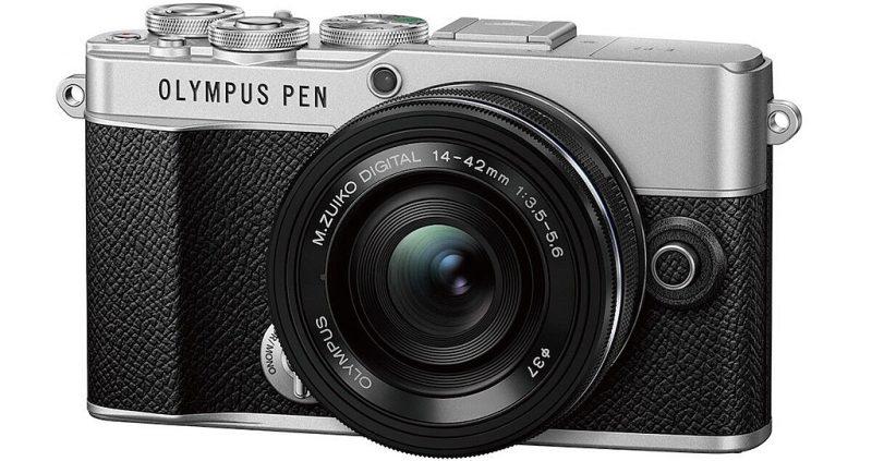 奥林巴斯正式发布PEN E-P7相机