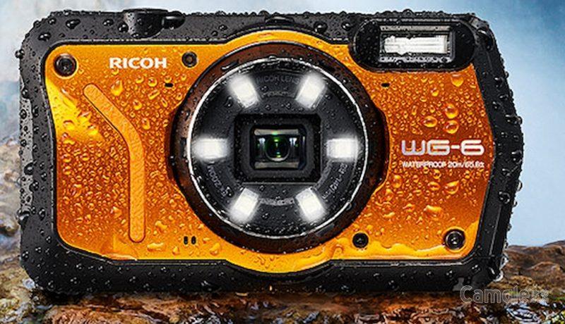 理光即将发布GW-7相机