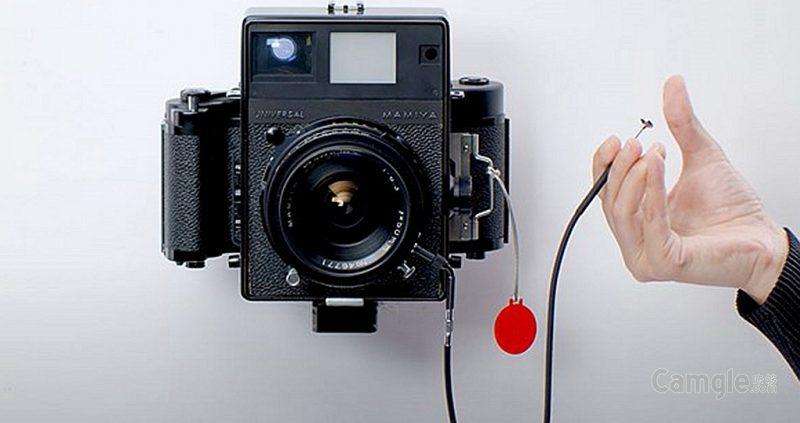 18款不同相机的快门声音