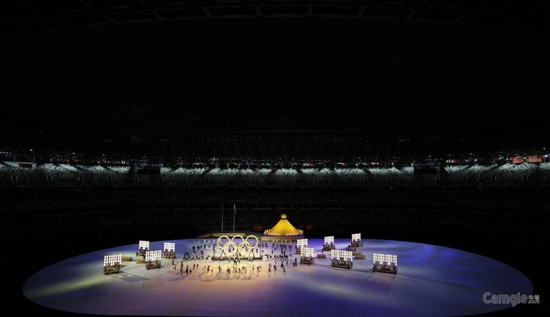 即将发布的佳能EOS R3相机出现在东京奥运会!
