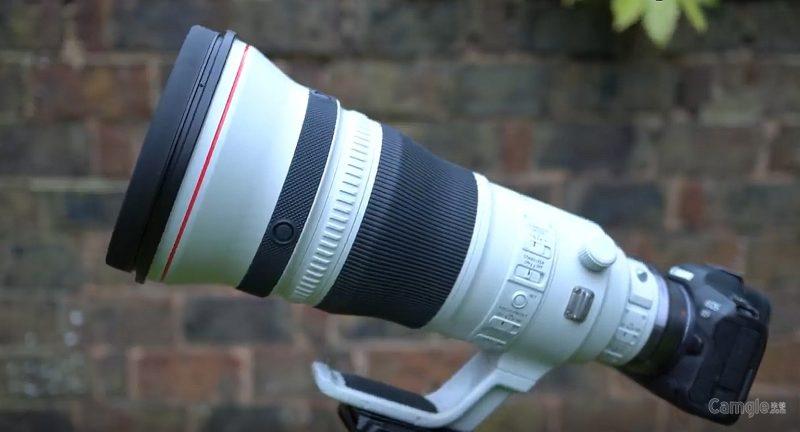 佳能RF 400mm F2.8 L IS USM VS RF 600mm F4 L IS USM镜头