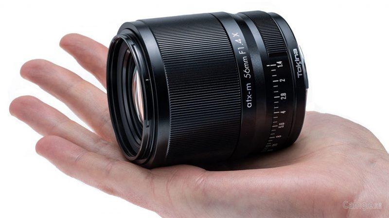 图丽正式发布atx-m 56mmF1.4 X镜头