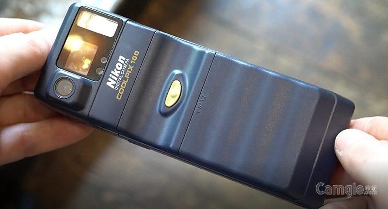 经典即是永恒(四):尼康Coolpix 100相机