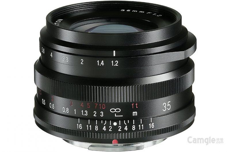 确善能发布专为X卡口设计福伦达NOKTON 35mm F1.2镜头