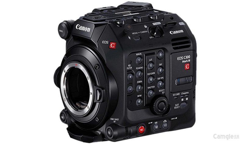 佳能发布Cinema EOS C300 Mark III摄像机1.0.1.1版本升级固件