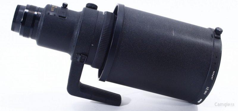 独特的尼康AF-I NIKKOR 500mm F4 D IF ED镜头