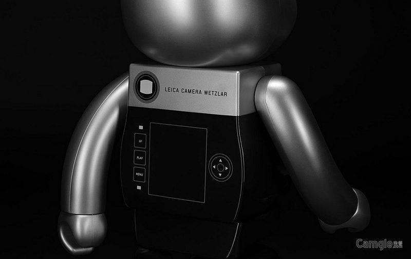 徕卡与日本潮玩品牌MEDICOMTOY推出限量版公仔