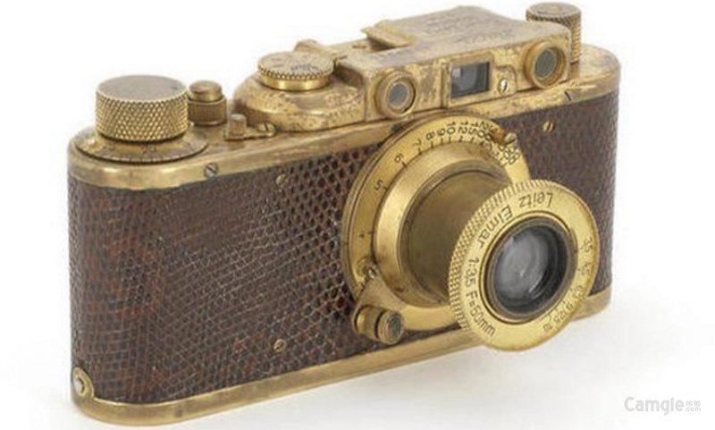四款罕见的天价徕卡相机
