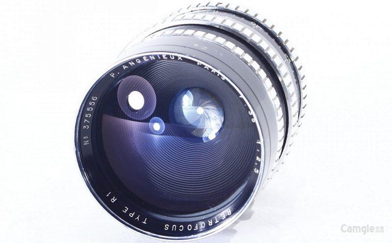 法式浪漫风格:爱展能35mm F2.5镜头