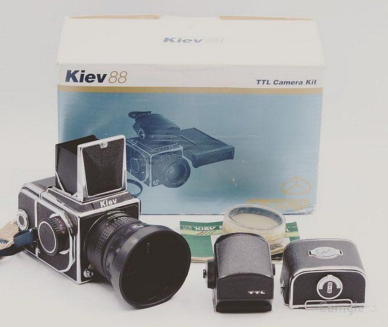 五款不同寻常的前苏联间谍相机