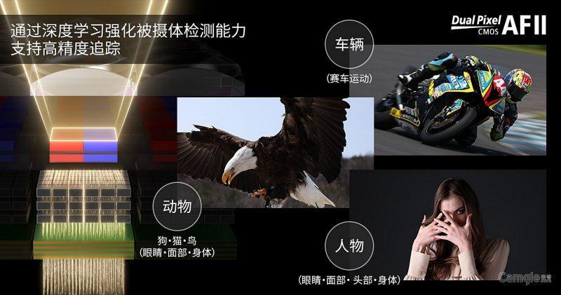 佳能正式发布EOS R3相机