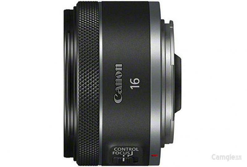 佳能RF 16mmF2.8 STM镜头规格曝光