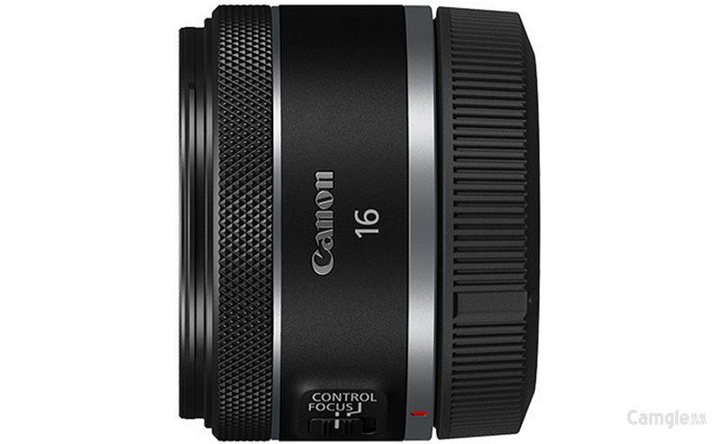 佳能正式发布RF 16mm F2.8 STM镜头