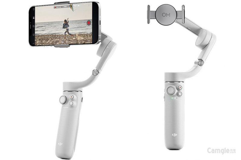 大疆正式发布OM5手机云台