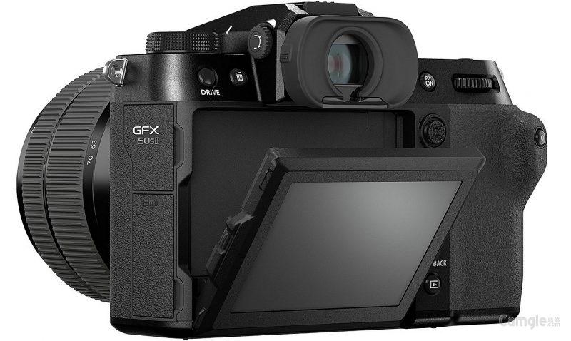 富士正式发布亲民版GFX 50S II相机