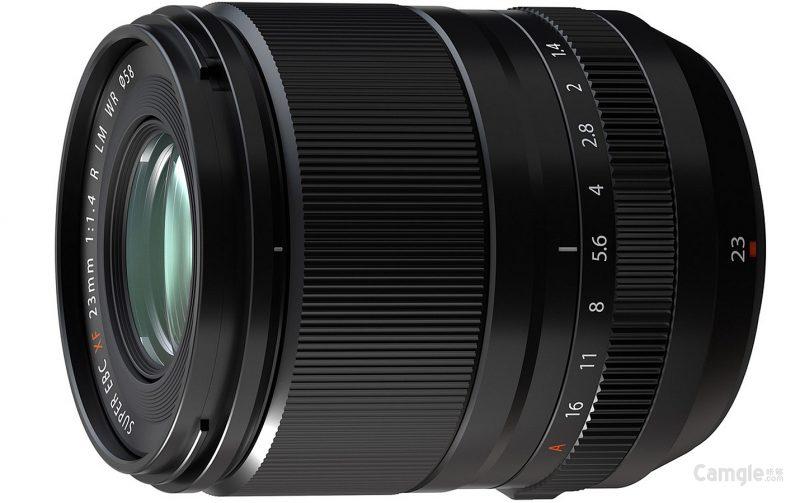 富士发布XF 23mm F1.4 R LM WR、XF 33mm F1.4 R LM WR镜头