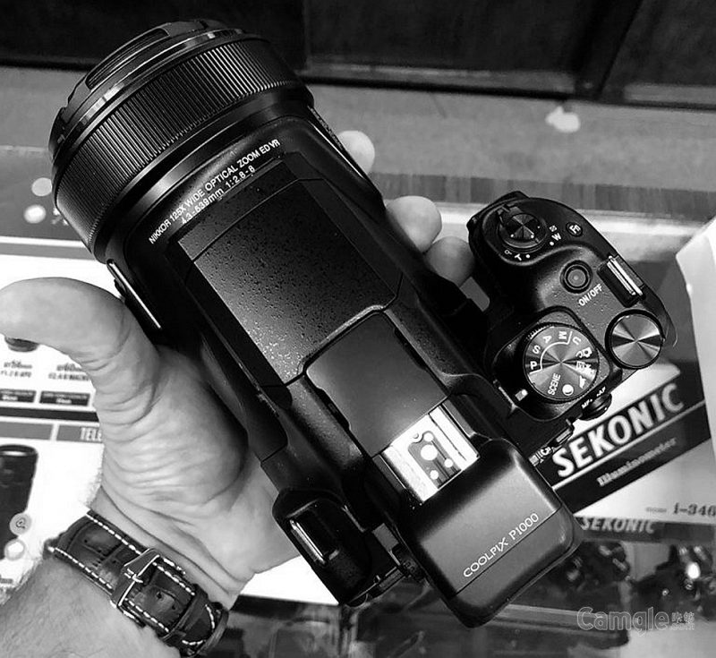 尼康发布Coolpix P950、Coolpix P1000相机新版升级固件