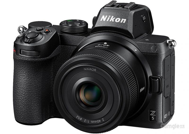 尼康正式发布NikkorZ 40mm F2镜头