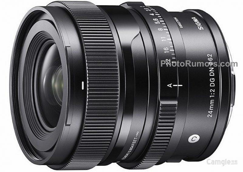 适马24mm F2、90mm F2.8 DG DN Contemporary镜头外观照曝光