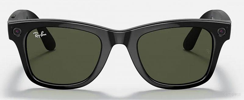 Facebook与雷朋合作推出Ray-Ban Stories智能眼镜