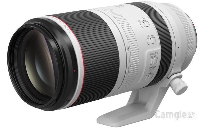 佳能发布RF 100-500mm F4.5-7.1 L IS USM镜头1.1.0版本升级固件