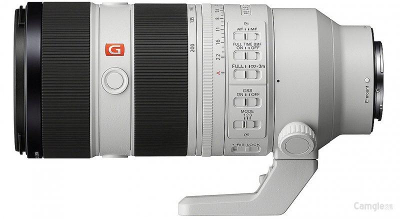 索尼正式发布发布FE 70-200mm F2.8 GM OSS II镜头