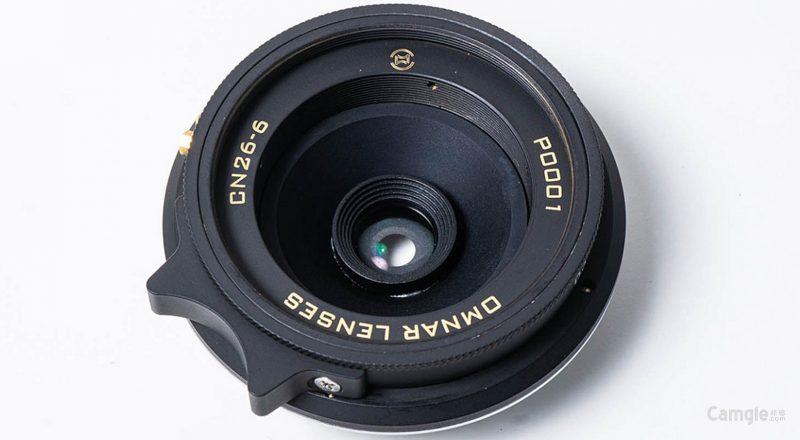 Omnar正式发布CN26-6镜头